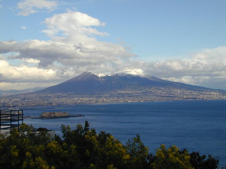Appartamento, via nevio, Posillipo, Vendita - Napoli