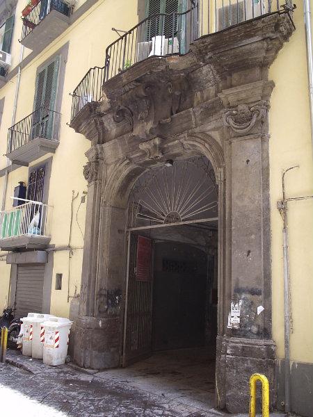 Appartamento, via egiziaca a pizzofalcone, San giuseppe, Vendita - Napoli