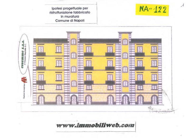 Palazzo / Stabile in vendita a Napoli, 33 locali, prezzo € 10.000.000 | CambioCasa.it